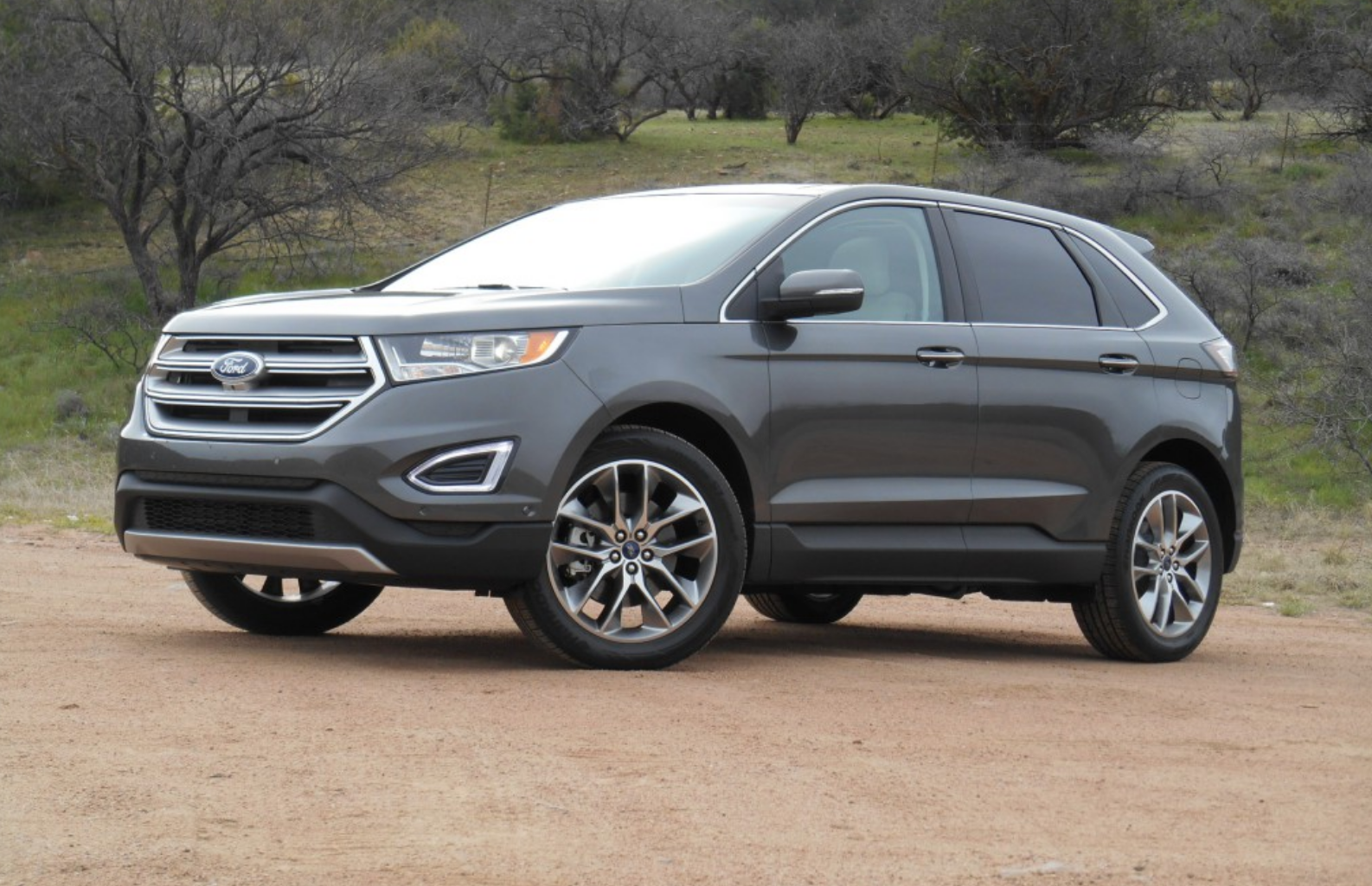 First Spin 2015 Ford Edge The Daily Drive Consumer Guide The