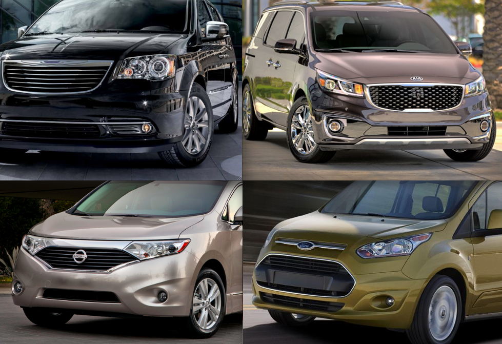 Minivan MPG, Most Fuel-Efficient Minivans