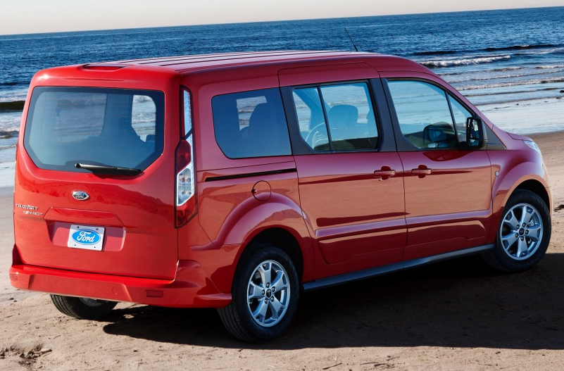 2015 Ford Transit Connect Wagon (SWB)