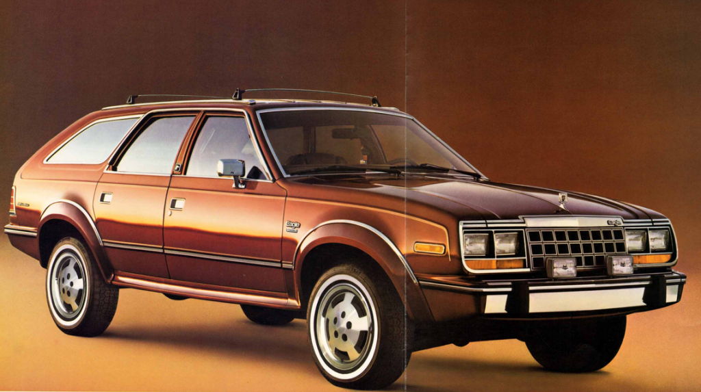 AMC Eagle Wheels