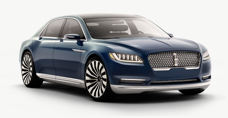 Continental Concept A New Big Lincoln For 2017 The