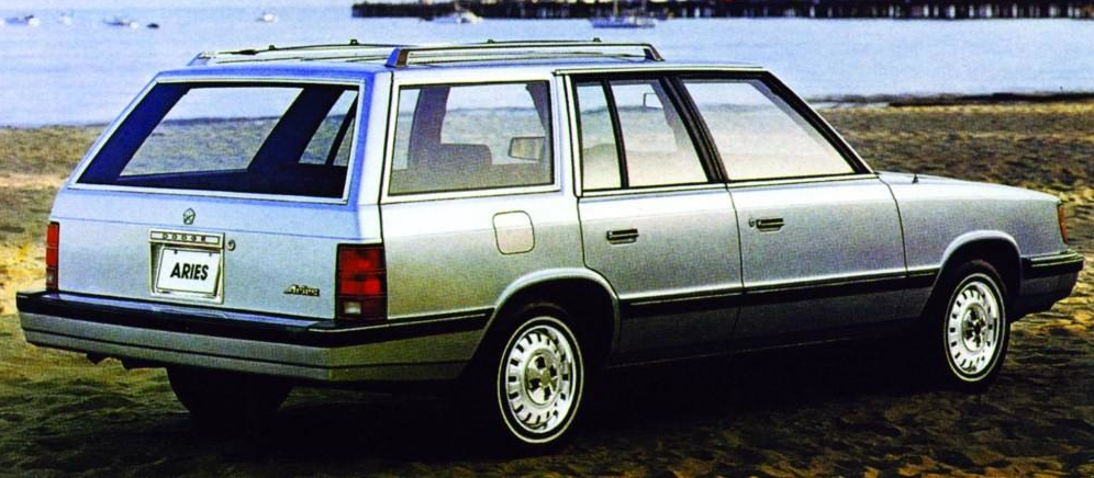 The Small Wagons of 1984 | The Daily Drive | Consumer ... 1986 Chrysler Lebaron Town And Country
