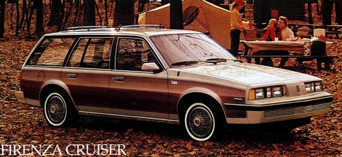 1984 Oldsmobile Firenza, Small Wagons of 1984