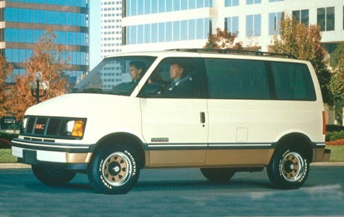 1991 GMC Safari