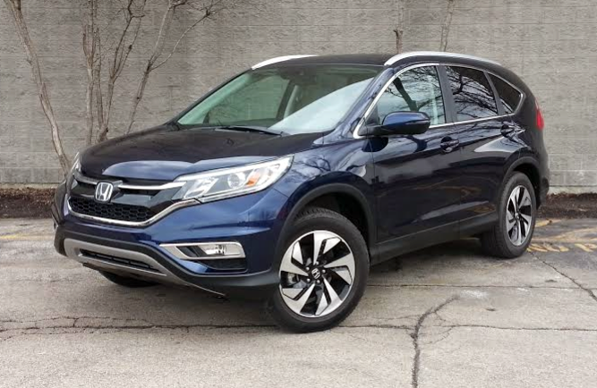 Consumer Guides Test 2015 Honda CR V Arrived In Touring AWD Trim Including The Destination Charge Our Truck Came To 33650