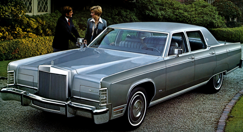 Hard To Park The 5 Longest Cars Of 1977 The Daily Drive