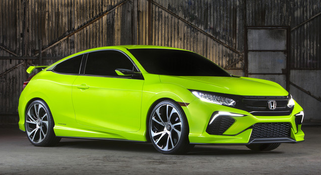 Honda Civic Type R Concept, Civic Concept