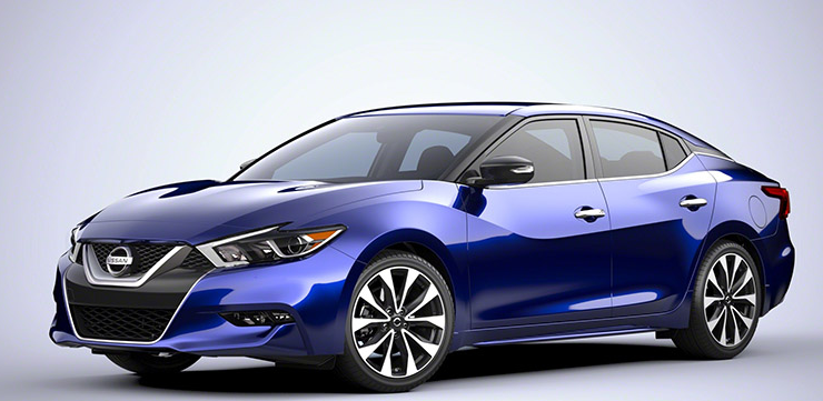 2016 Nissan Maxima A Fresh 4 Door Sports Car The Daily