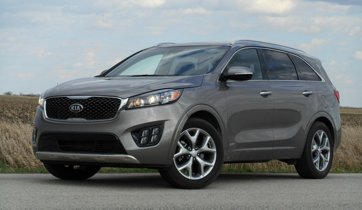 test drive 2016 kia sorento sx l limited the daily