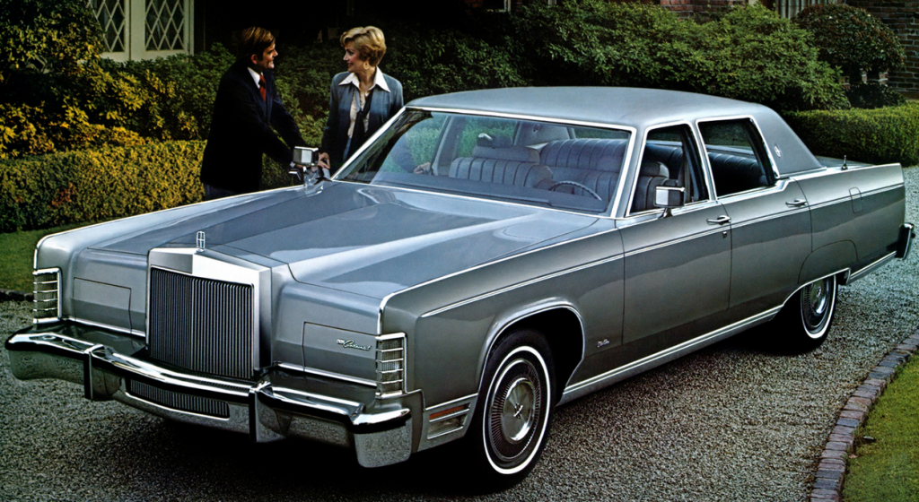 1977 Lincoln Continental, Longest Cars of 1977