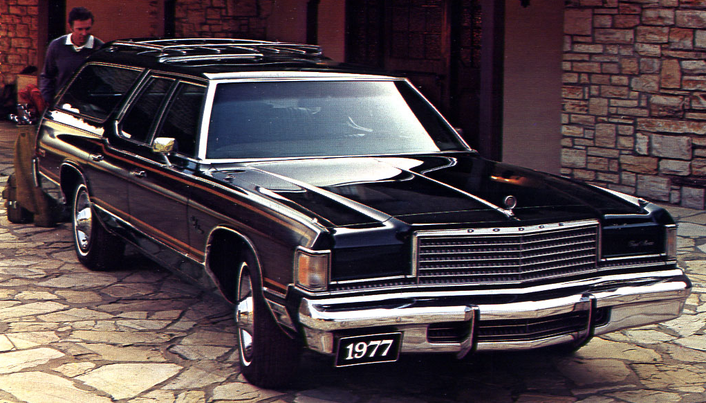 1977 Dodge Royal Monaco Wagon