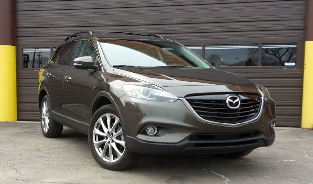 test drive 2015 mazda cx 9 grand touring the daily drive consumer guide the daily drive. Black Bedroom Furniture Sets. Home Design Ideas