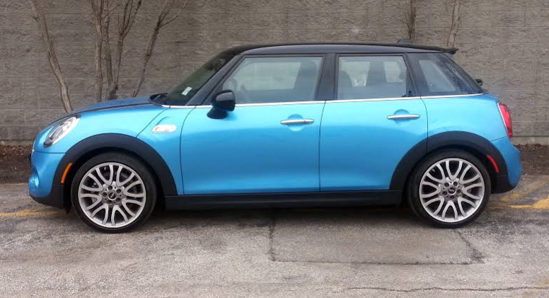 Test Drive 2015 Mini Cooper S Hardtop 4 Door The Daily Drive