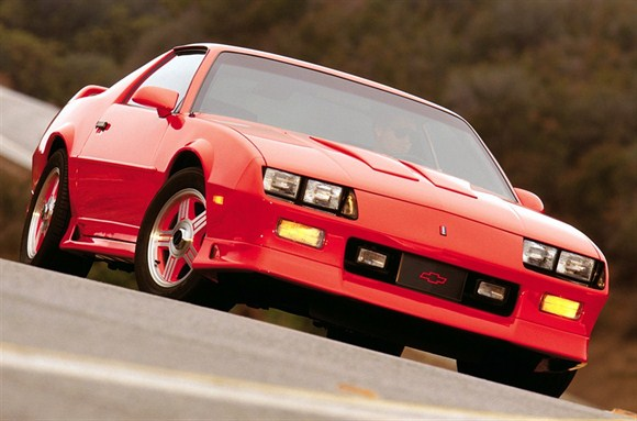 1991 Chevrolet Camaro RS