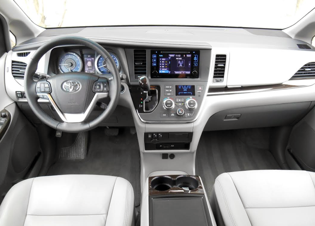 Perfect 2015 Toyota Sienna