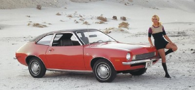 1972 Ford Pinto hatch