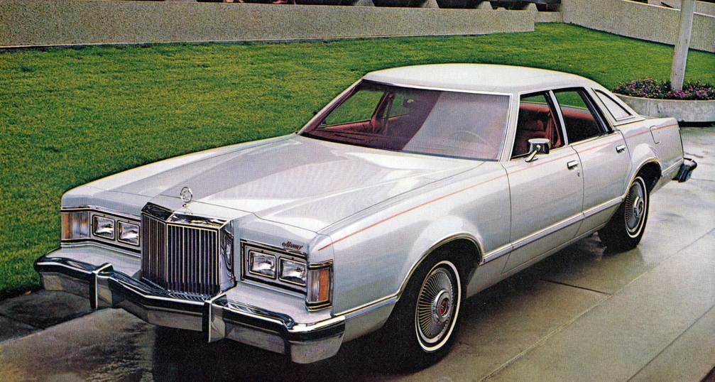 1979 Mercury Cougar Sedan