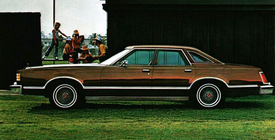 1979 Ford LTD II