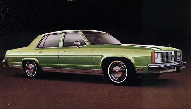 1979 Oldsmobile Ninety Eight