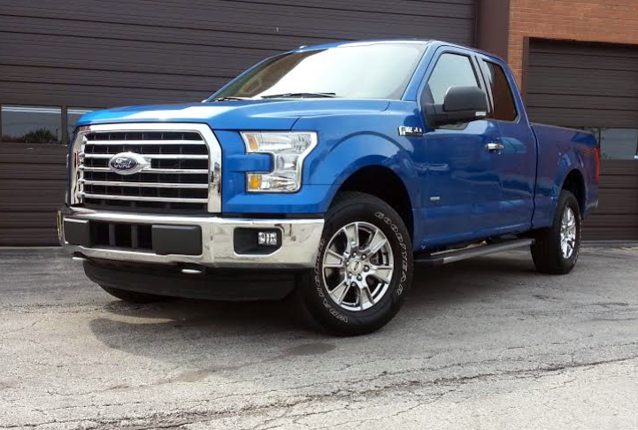 2015 Ford F-150 Review, 2015 Ford F-150 XLT 2.7L EcoBoost