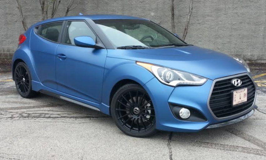 Test Drive 2016 Hyundai Veloster Turbo Rally Edition The Daily Drive Consumer Guide The Daily Drive Consumer Guide