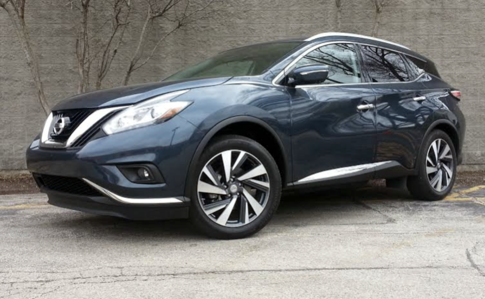 Test Drive: 2015 Nissan Murano Platinum | The Daily Drive