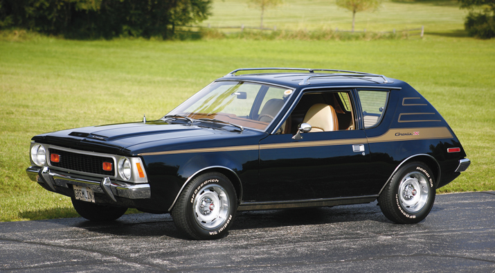 Shortened Cars >> Photo Feature: AMC 1972 Gremlin X | The Daily Drive | Consumer Guide® The Daily Drive | Consumer ...