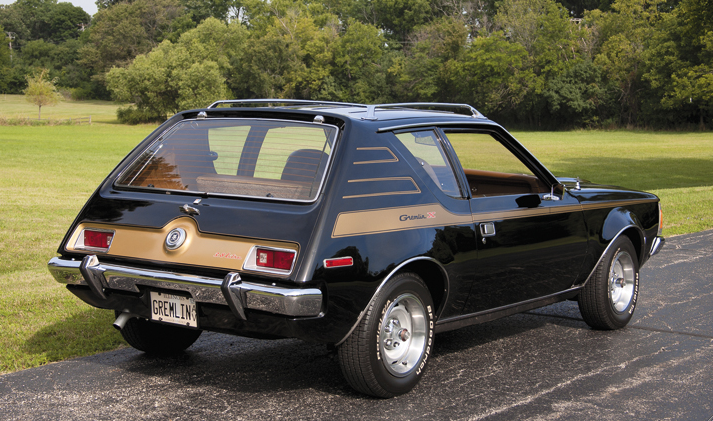 photo feature amc 1972 gremlin x the daily drive