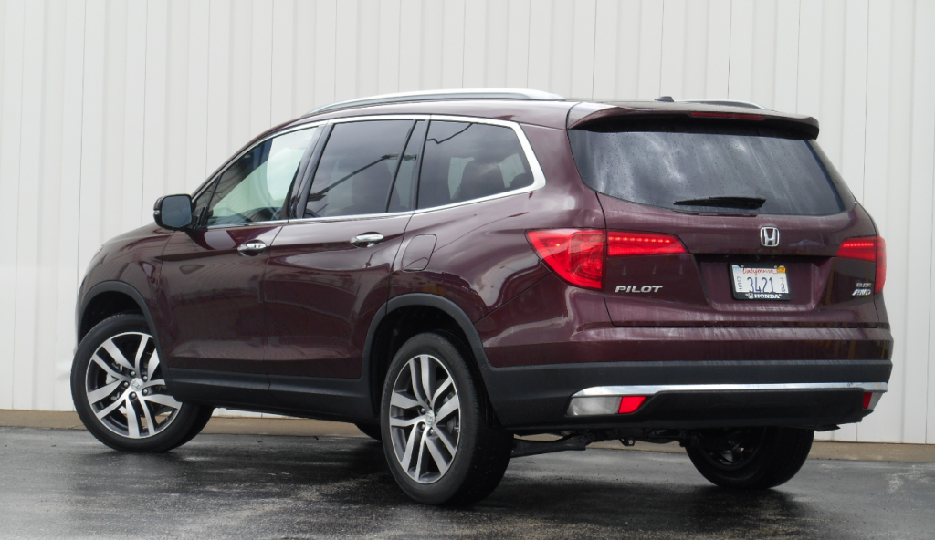 first spin 2016 honda pilot the daily drive consumer
