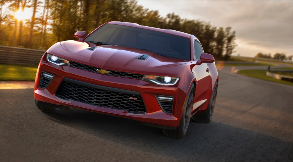 First Spin 2016 Chevrolet Camaro The Daily Drive Consumer Guide