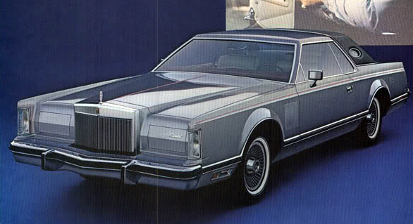 1977 Lincoln Mark V Emilio Pucci Edition