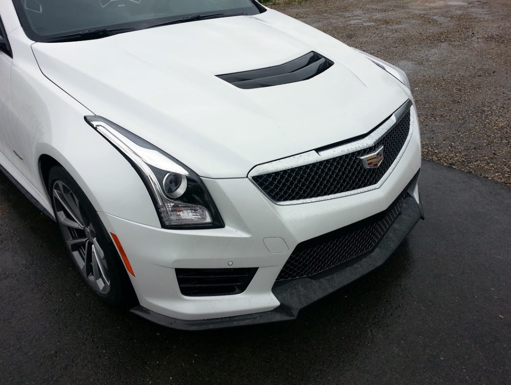first spin 2016 cadillac ats v the daily drive. Black Bedroom Furniture Sets. Home Design Ideas