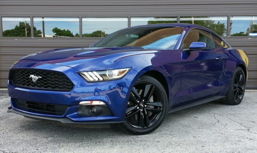 Test Drive 2015 Ford Mustang Ecoboost The Daily Drive