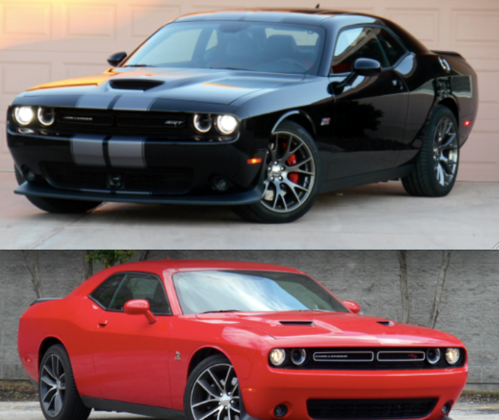 Test Drive 2015 Dodge Challenger R T Scat Pack Vs Srt 392 The Daily Drive Consumer Guide The Daily Drive Consumer Guide