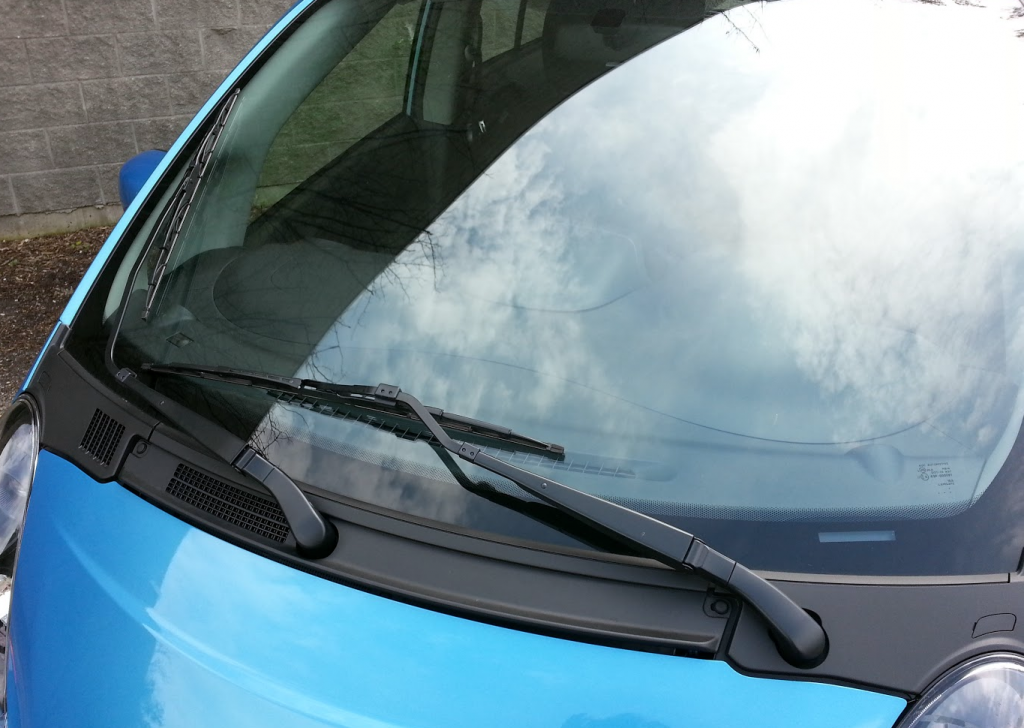 2016 I-Miev windshield wipers