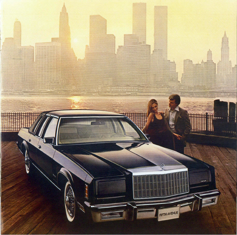 1980 Chrysler New Yorker Brochure