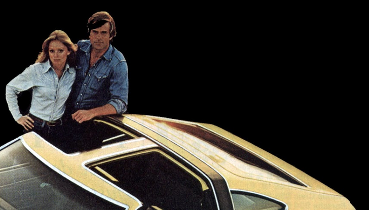 1978 Ford Mustang T-Top, Ads Featuring T-Tops