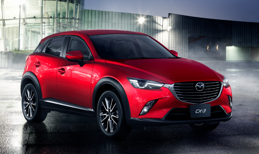 Mazda cx 3 prices australia