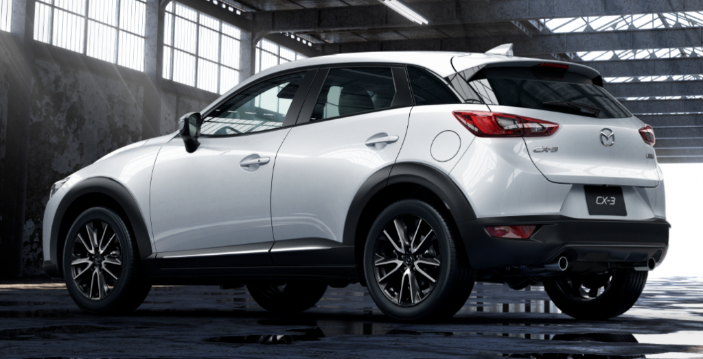 first spin 2016 mazda cx 3 the daily drive consumer. Black Bedroom Furniture Sets. Home Design Ideas