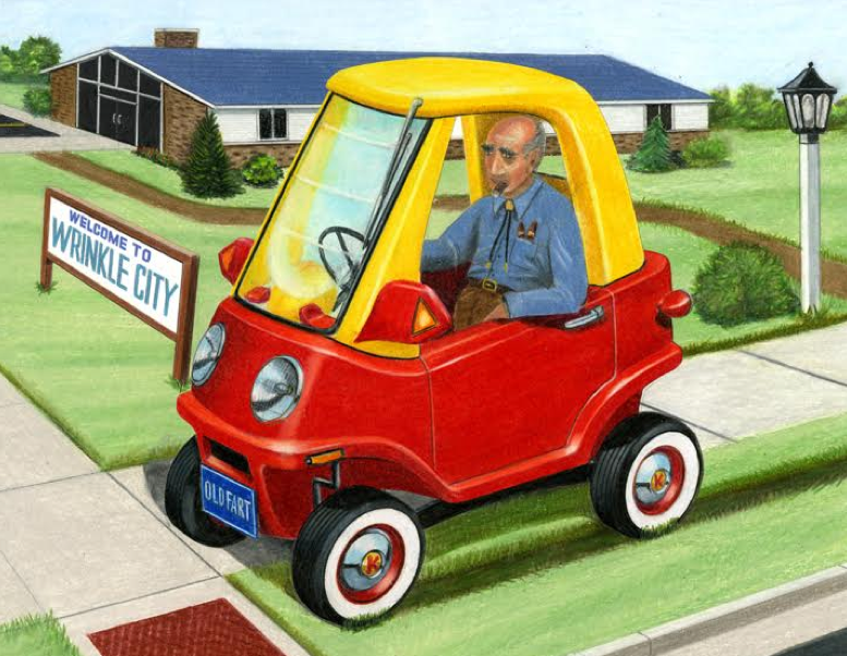 2016 Kozy Koot, Cozy Coupe