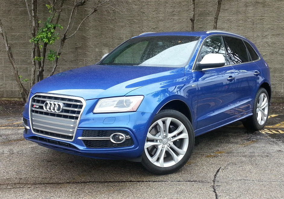 Test Drive 2015 Audi Sq5 The Daily Drive Consumer