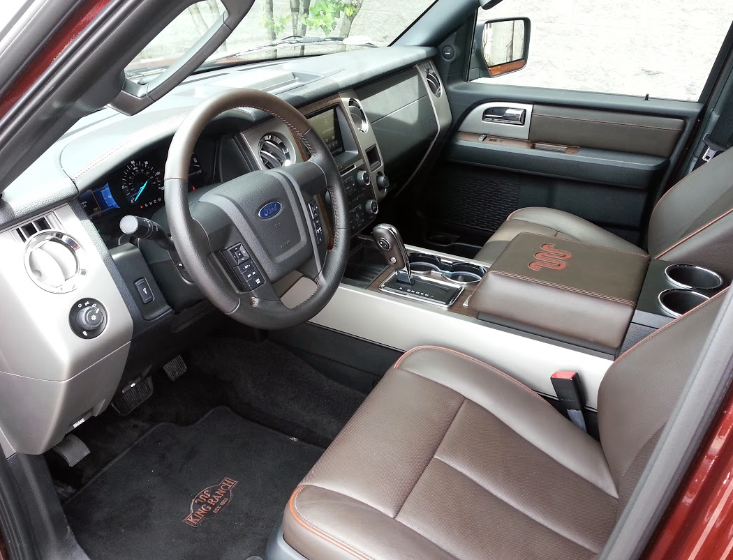 Test Drive 2015 Ford Expedition King Ranch The Daily Drive