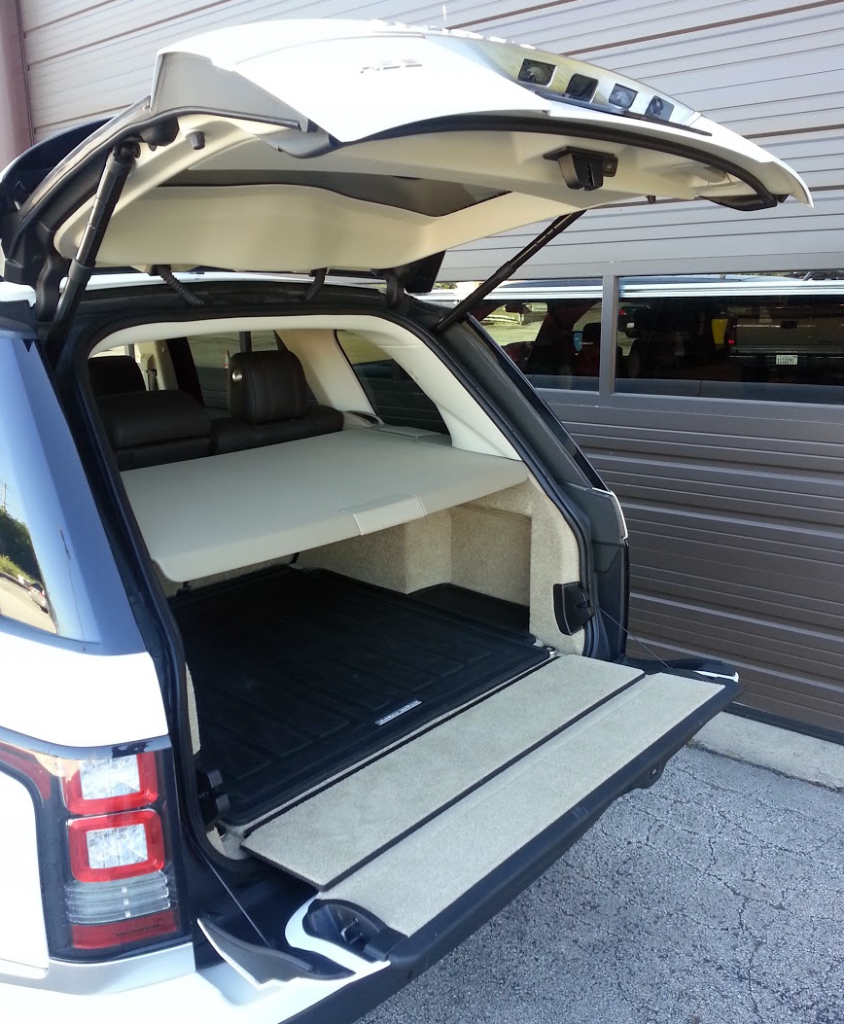 2015 Range Rover HSE Clamshell