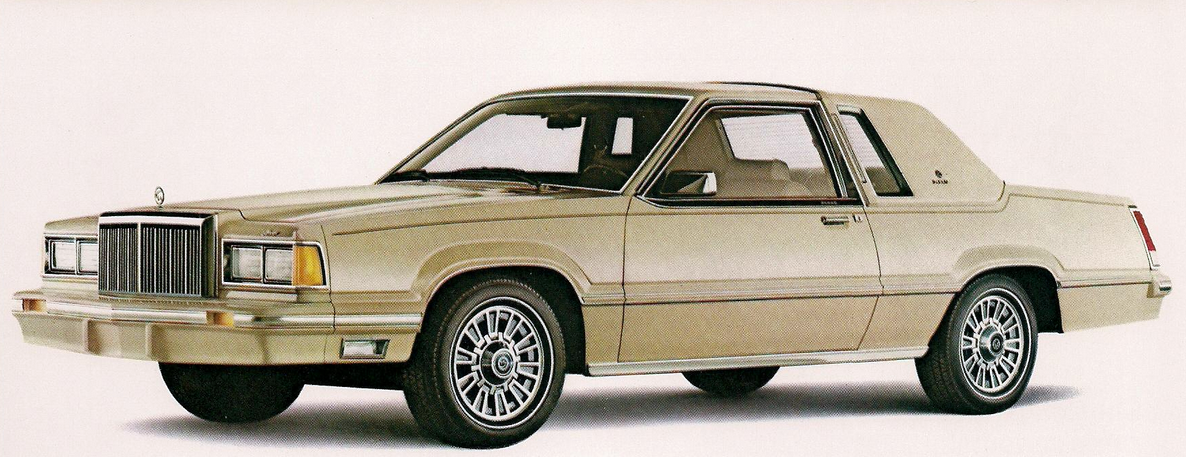 1981 Mercury Cougar XR-7