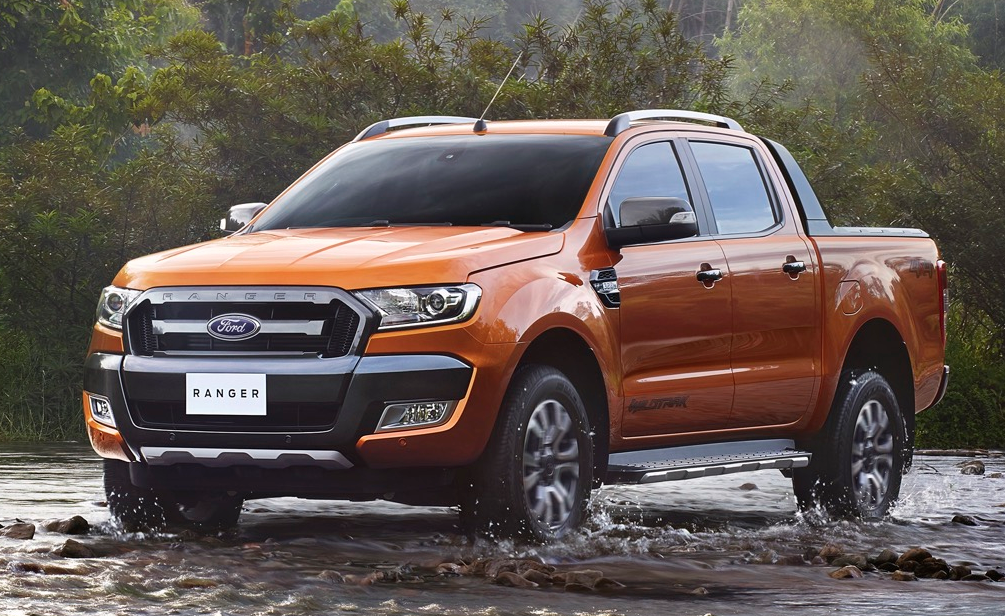 2015 Thai Market Ford Rangler Wildtrak