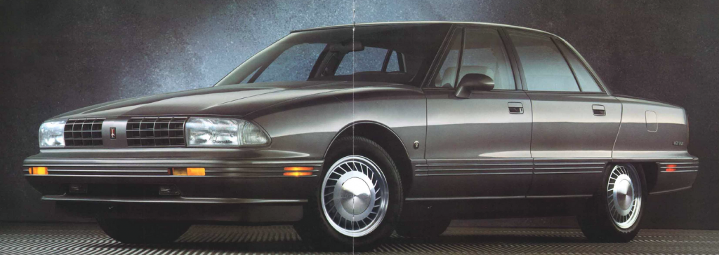 1991 Oldsmobile Ninety Eight Touring Sedan