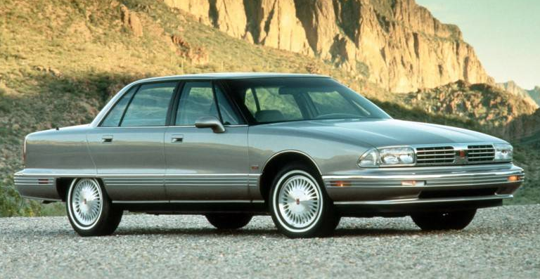 1991 Oldsmobile Ninety-Eight Regency Elite