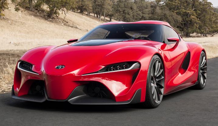 Future Car 2020 Toyota Supra The Daily Drive Consumer