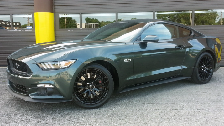 Test Drive 2015 Ford Mustang Gt The Daily Drive Consumer Guide The Daily Drive Consumer Guide