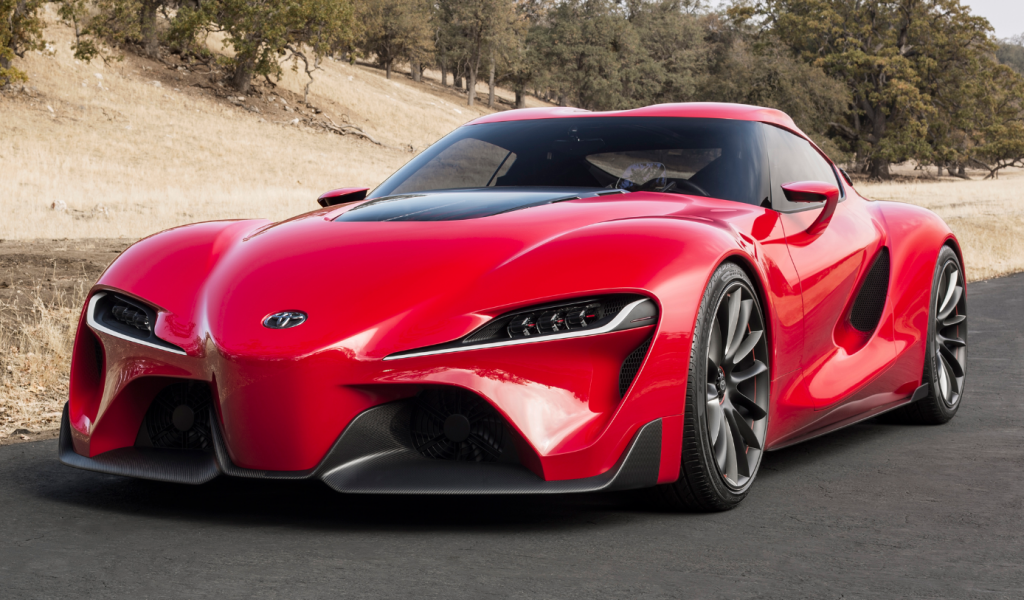 Future Car 2019 Toyota Supra The Daily Drive Consumer Guide